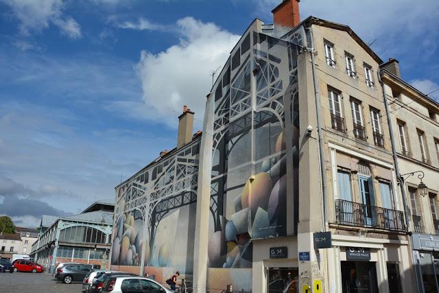 Dijon street art