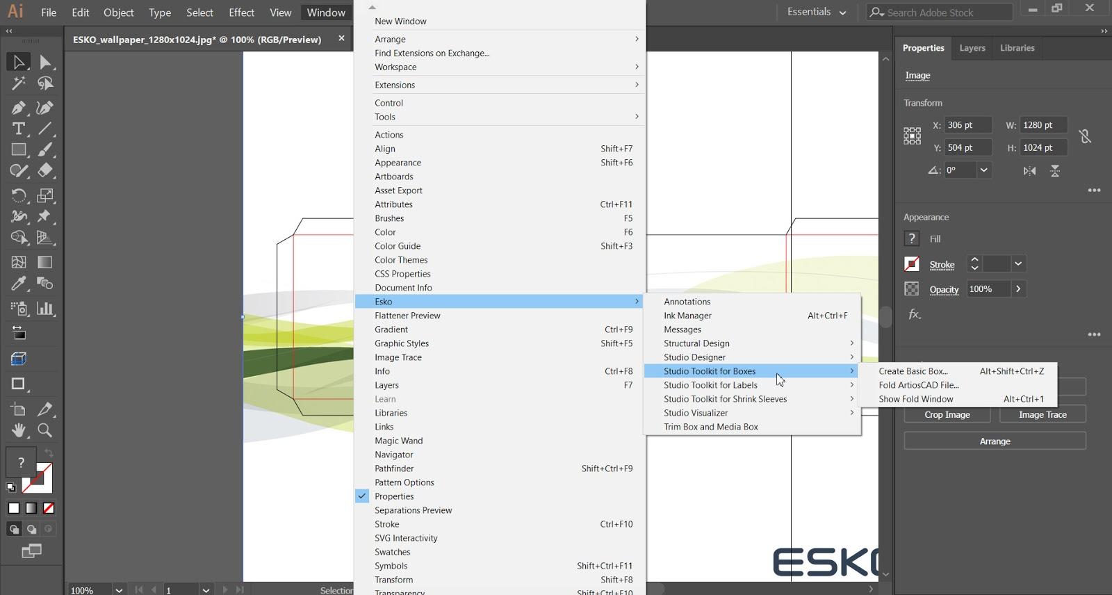 Esko studio 16 crack | Esko Studio 16 1 1 117 for Adobe Illustrator