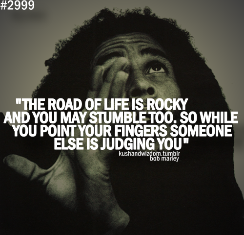 Bob Marley Quotes About Life^@