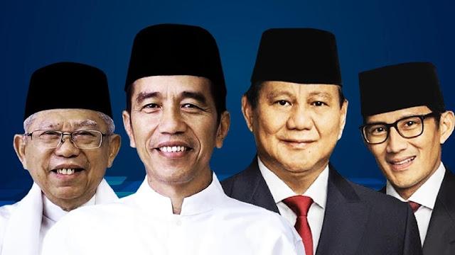 BPN: Hasil Internal Prabowo-Sandi Unggul Sementara 55 Persen