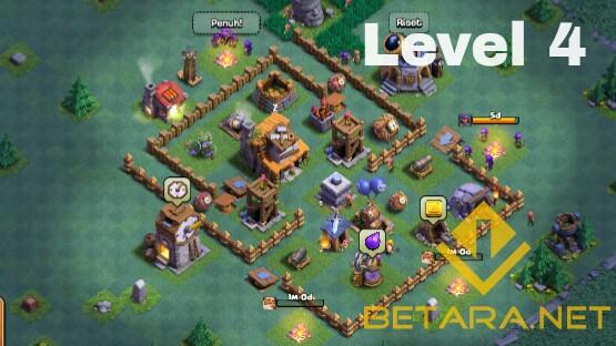 Base Aula Tukang Level 4 Terkuat Anti Bintang 7
