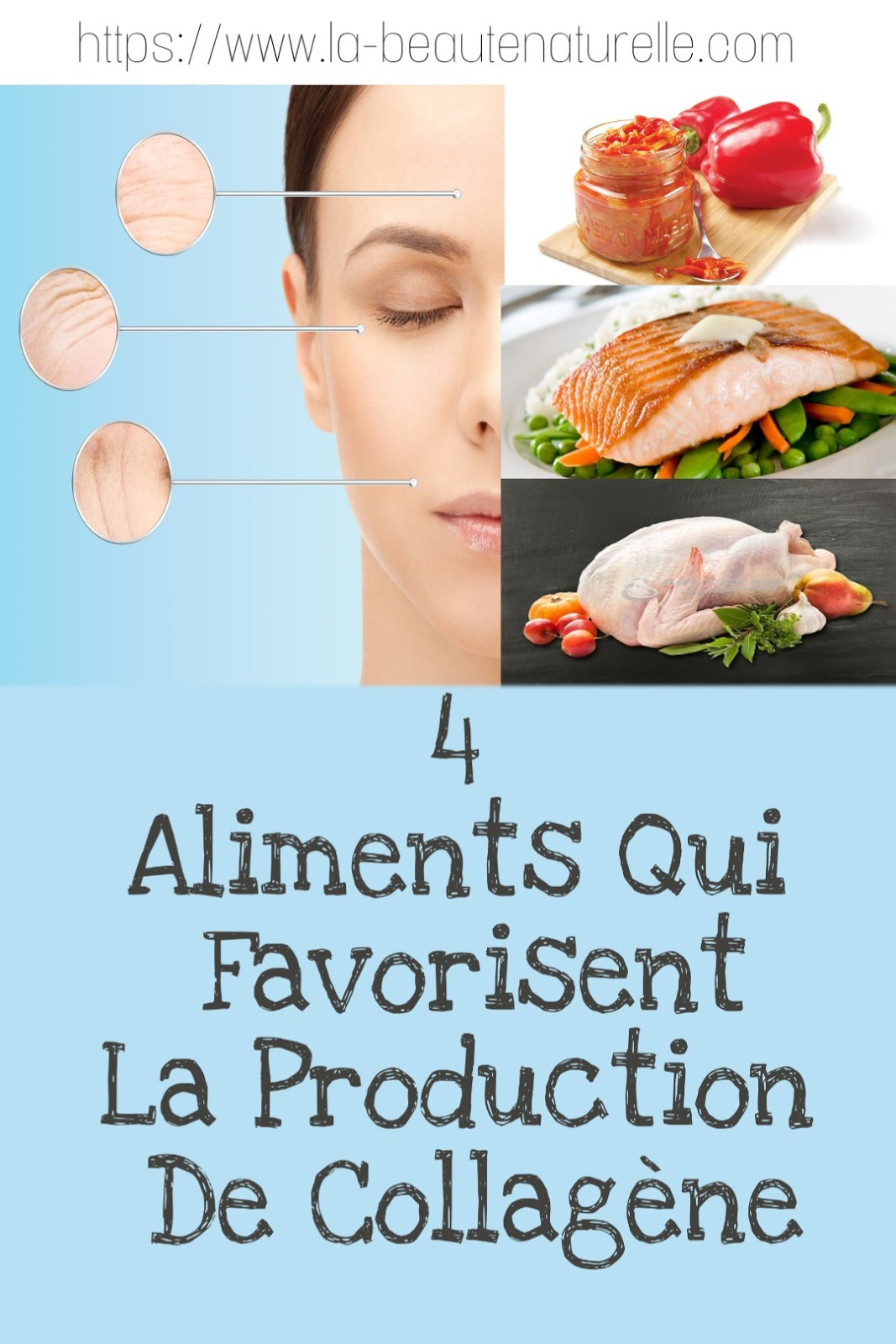 4 Aliments Qui Favorisent La Production De Collagène