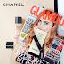 Glamour Zeitschrift - Chanel Foundation als Goodie