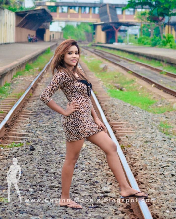 Irangi ishi perera sri lankan model - Ceylon Models