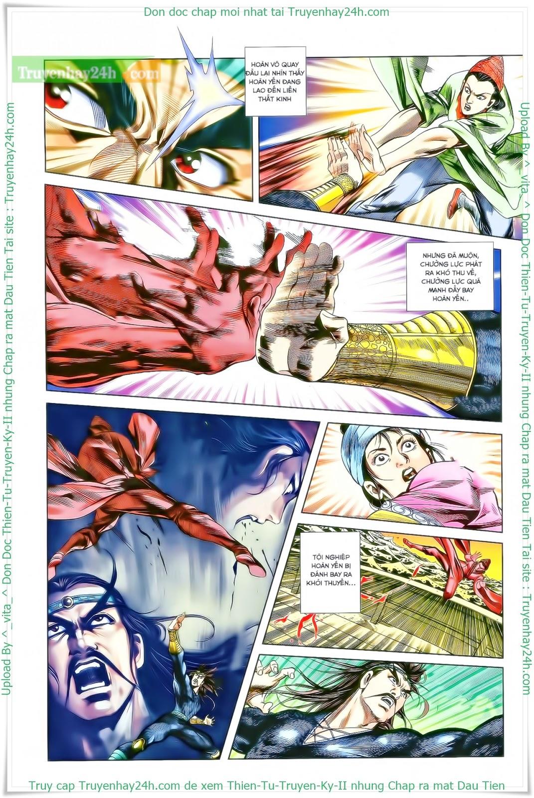 Tần Vương Doanh Chính chapter 27 trang 25