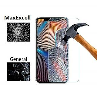 pellicola vetro temperato iphone maxexcell