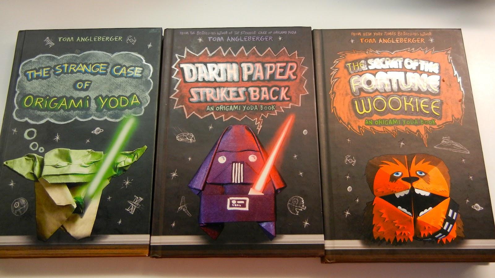 Amazon.com - The Origami Yoda Files: Collectible 8-book Boxed set - | 900x1600