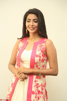 Aishwarya Lekshmi looks stunning in sleeveless deep neck gown with transparent Ethnic jacket ~  Exclusive Celebrities Galleries 152.JPG