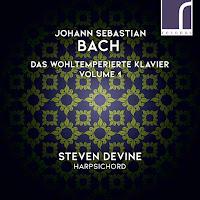 Steven Devine - Das wohltempierte Clavier Volume 1 - Resonus