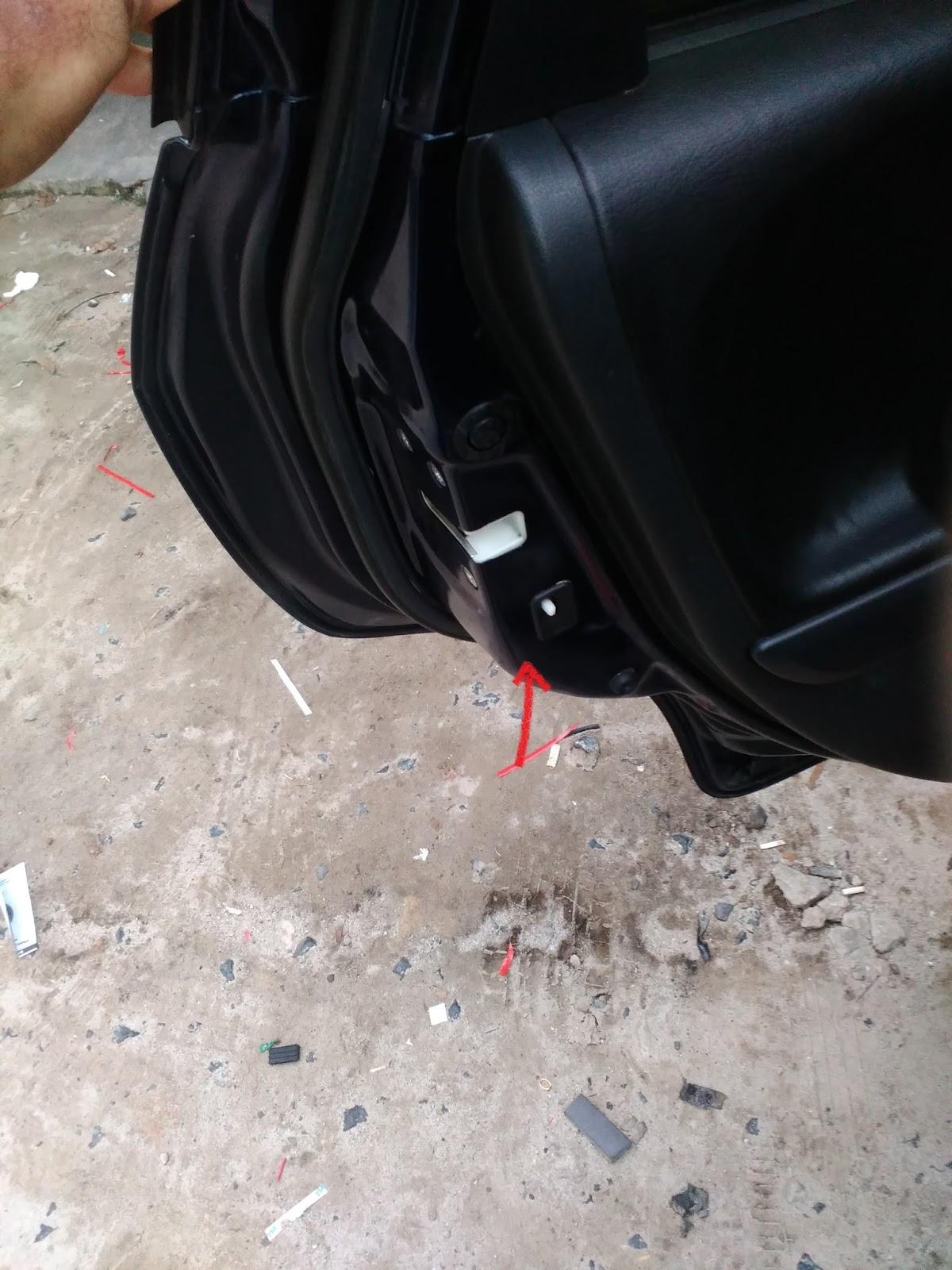 Posisi Nomor Mesin Grand New Avanza Review All Kijang Innova 2016 Otomotifkey Blogspot Pintu Tengah Mobil Tidak Bisa