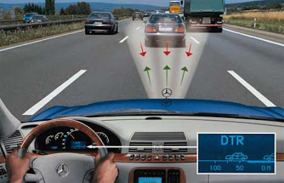 Cruise control : Intelligent Computing