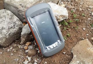 GPS Navigator Garmin Montana 650 Baru