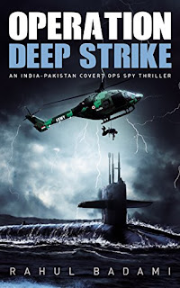 Download free Operation Deep Strike by Rahul Badami book PDF