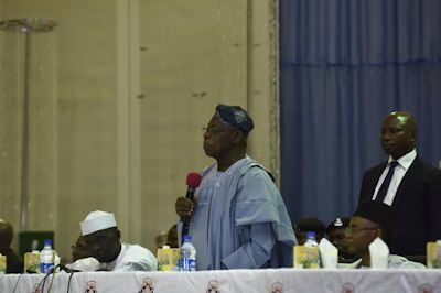 What will your generation do for Nigeria? ex President Olusegun Obasanjo ask Nigerian youths