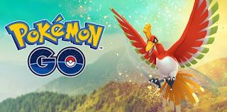Cara Jitu Menangkap Pokemon Legenda Ho-oH Di Pokemon Go
