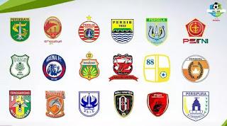 Klasemen Liga 1 2018 Terbaru