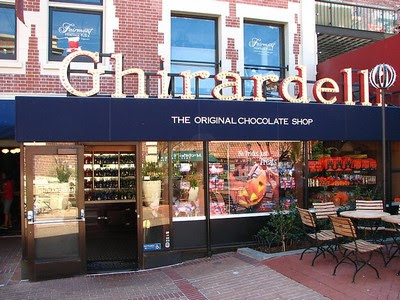 Ghirardelli Chocolate Factory Outlet