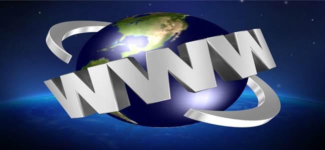 Domain Internet di Dunia Tembus 348 Juta