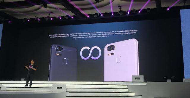 Zenfone Zoom S Smartphone Fotografi Kelas Mastah