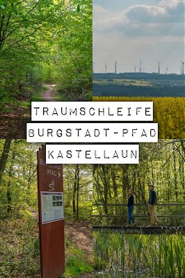 Premiumwanderweg - Traumschleife Burgstadt-Pfad – Kastellaun  Kyrill-Sturmwurferlebnispfad  Wandern-Hunsrück  21