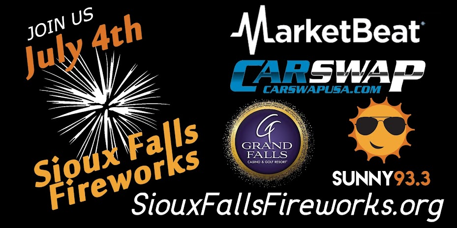Sioux Falls Fireworks