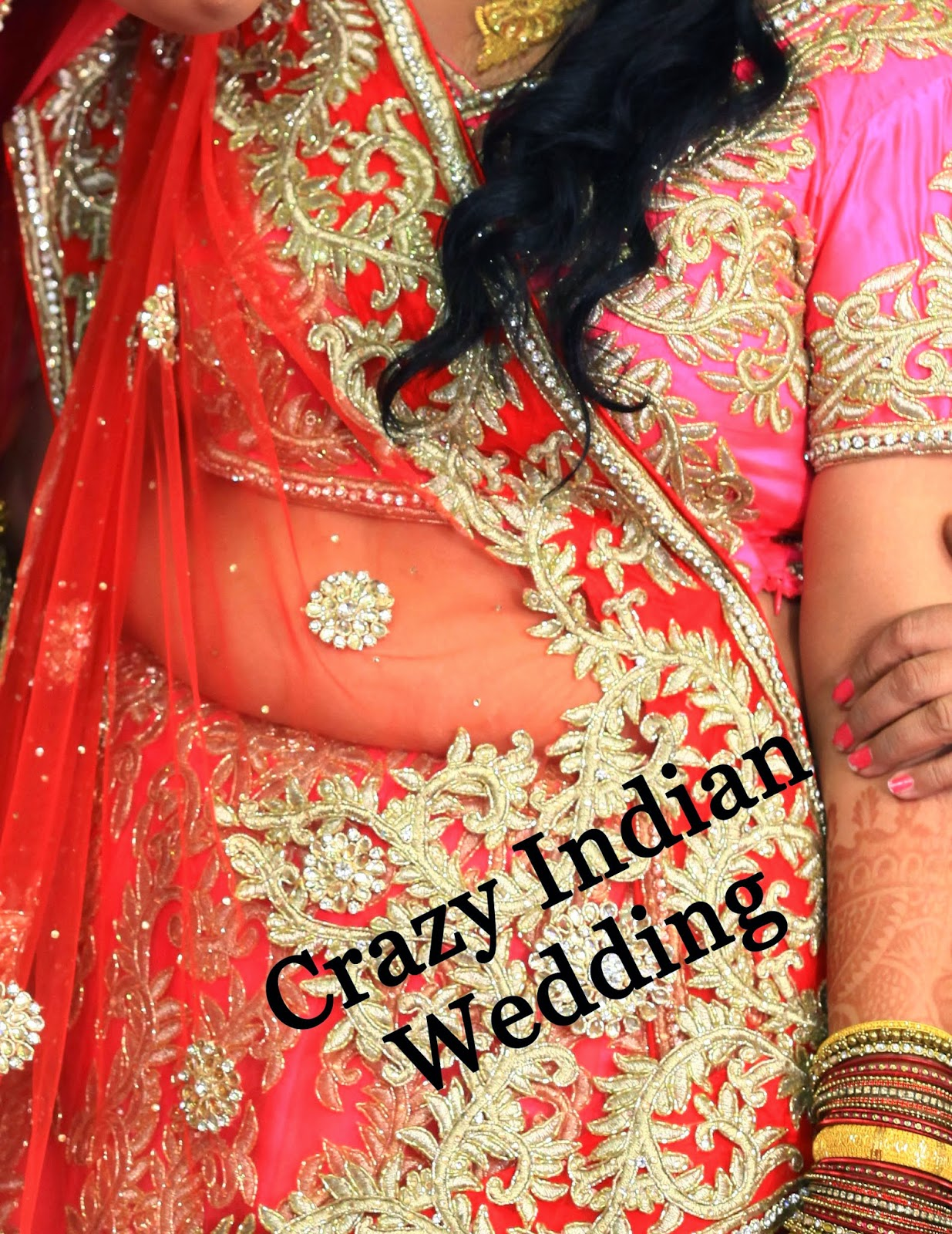 1699bb30264c So make sure the lehenga is of your size and not loose! So when you zip it  up, it should fit you perfectly.