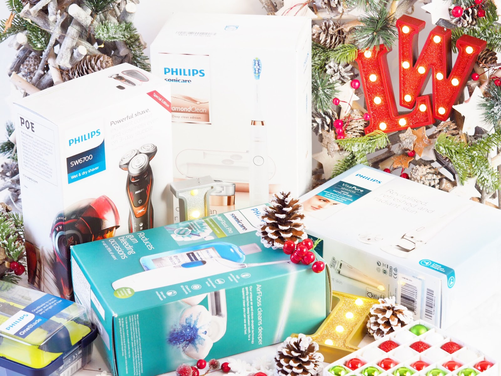Things To Ask For Christmas.Christmas Gifts For Him Her From Philips Lady Writes