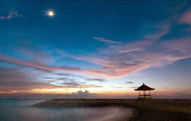 Melihat Keindahan Sunrise Wisata di Pantai Sanur