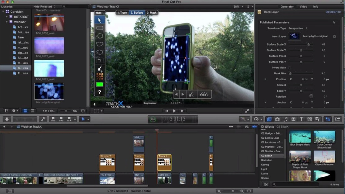 Apple Final Cut Pro X 10 4 6 FINAL cracked (FULL) + PluginsEffects