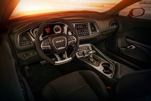 Interior Dodge Challenger SRT Demon