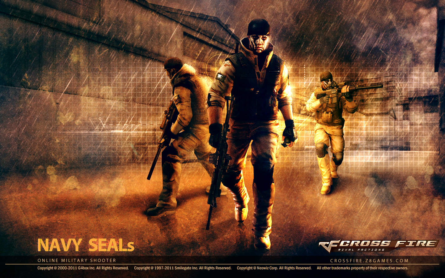 wallpaper crossfire collection 2011 - photo #7