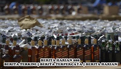 Hot News: Pemerintah Memperketat Pembatasan Import Minuman Keras