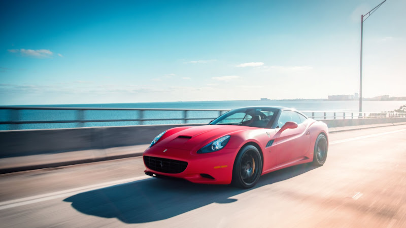 Ferrari California 3 HD