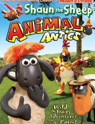Shaun the Sheep Animal Antics 2017 HD