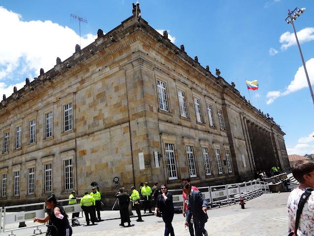観光地として有名なラ・カンデラリア(La Candelaria)の治安