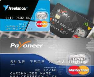 Cara membuat akun payoneer