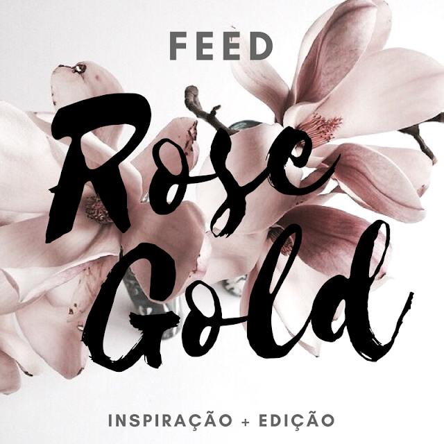 Feed Rose Gold
