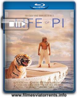 As Aventuras de Pi Torrent - BluRay Rip 720p | 1080p Legendado (2012)