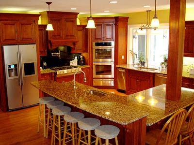 Modernas cocinas de lujo en el 2012 decoracionsalones blog for Cocinas integrales modernas de lujo