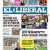 Tapa Diario El Liberal (Santiago del Estero) 12-03-2017