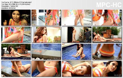 Video Hot Pemotretan Bikini Model Rhemele Chie Video Model Sexy Hot Bikini Lingerie Indonesia | www.zone.downloadmajalah.com