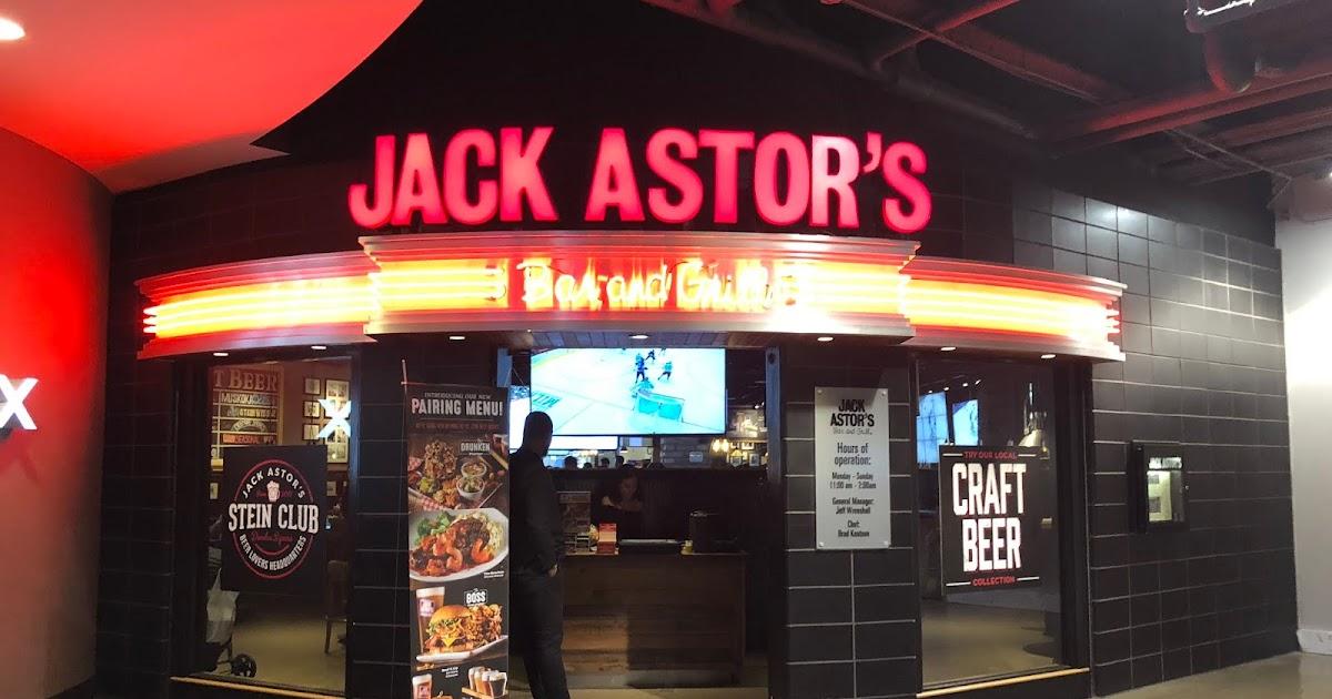 Teena In Toronto Jack Astor S Bar Grill Toronto On