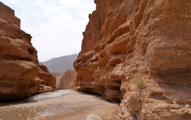 El valle Kal-e Sardar