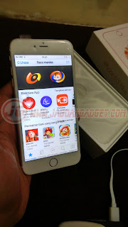 Appstore iPhone 6S + HDC Replika
