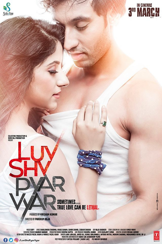 Luv Shuv Pyar Vyar 2017 Hindi Movie 800MB HDRip ESubs Download