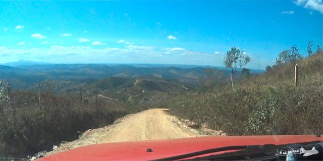 Estrada Real, Caminho dos Diamantes, Santo Antônio do Norte, Conceição do Mato Dentro, Itapanhoacanga, Serro, Tr4