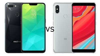 Realme 2 vs Xiaomi Redmi Y2