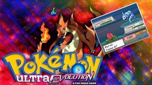 Pokemon Ultra Evolution