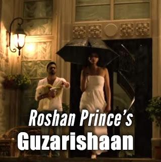 Guzarishaan Lyrics - Roshan Prince