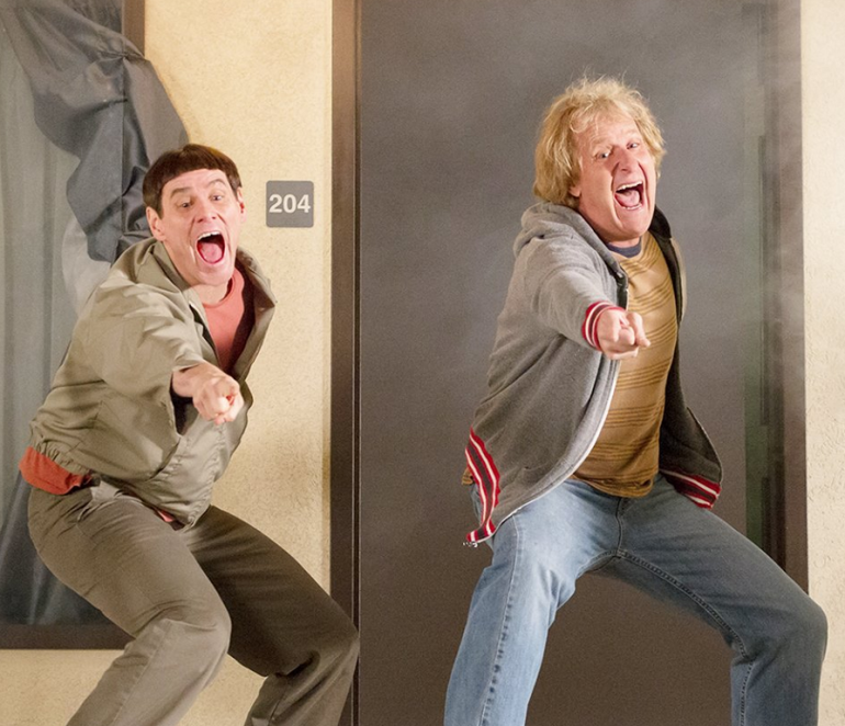 Reviews | Griffintainment - Dumb and Dumber To | Calgary Movies